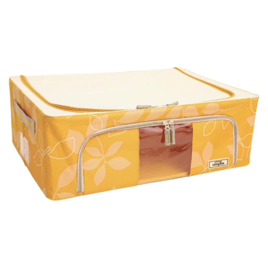 Lock&Lock Living Box Round Zipper Storage Box