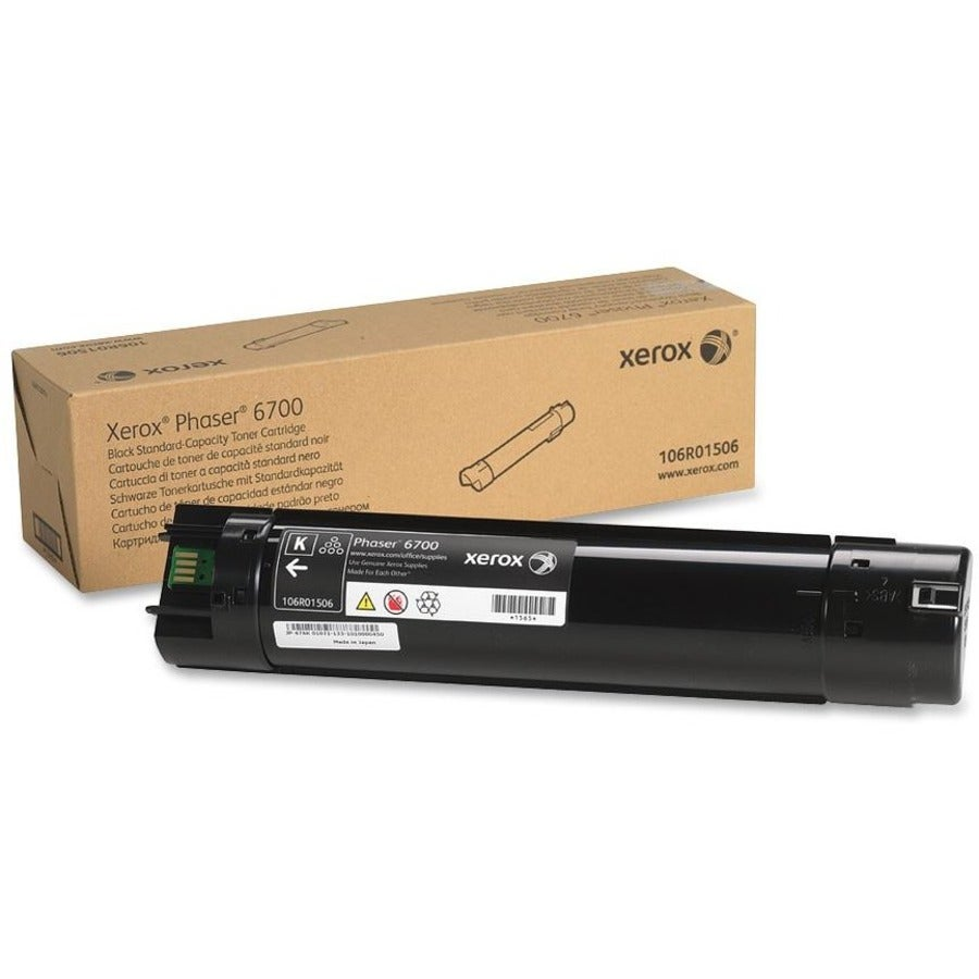Xerox 106R01506 Toner Cartridge - Black