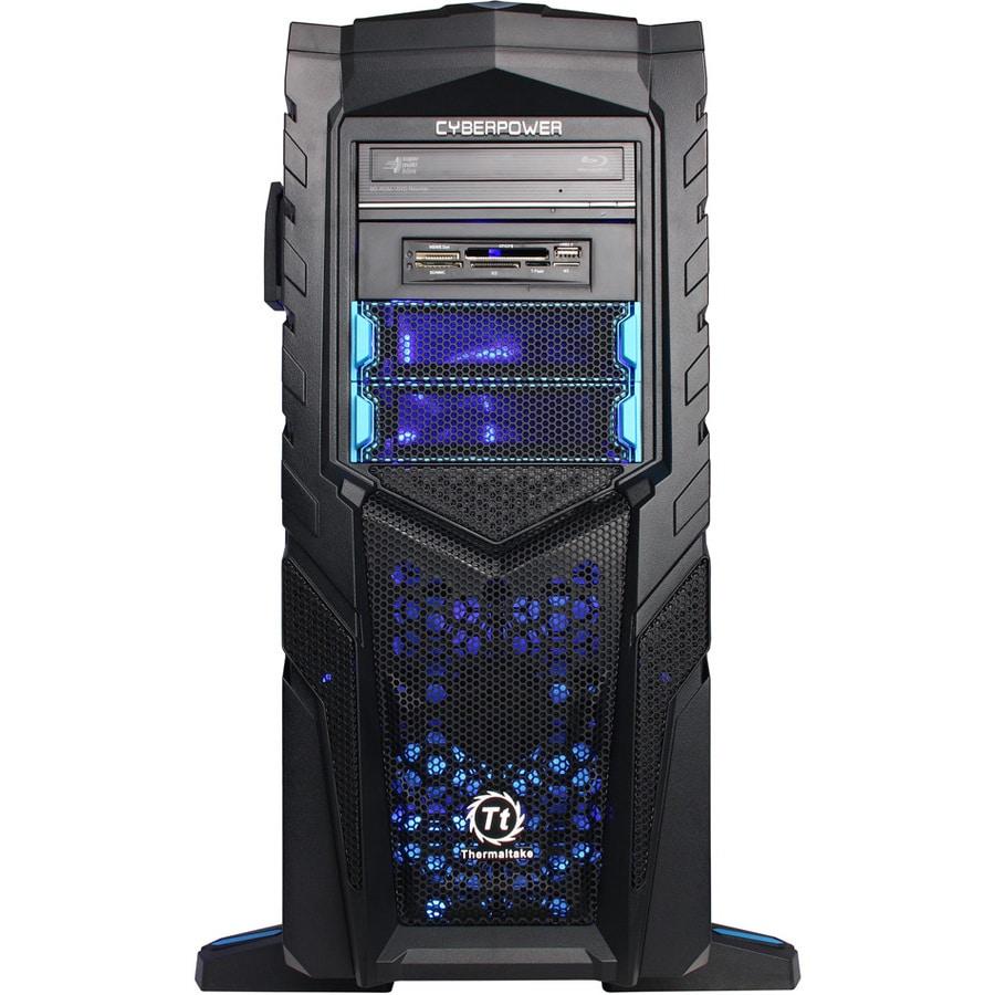 CyberPowerPC Gamer Aqua GLC1802 Desktop Computer - Intel Core i7 3.60