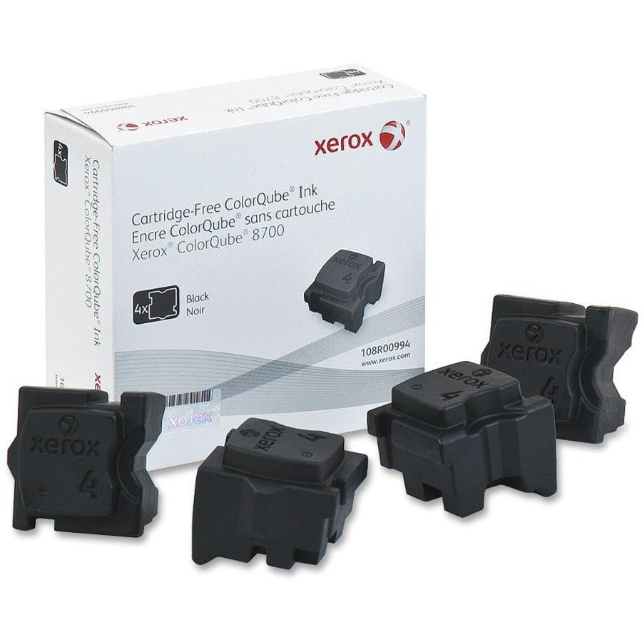 Xerox Solid Ink Stick - Black