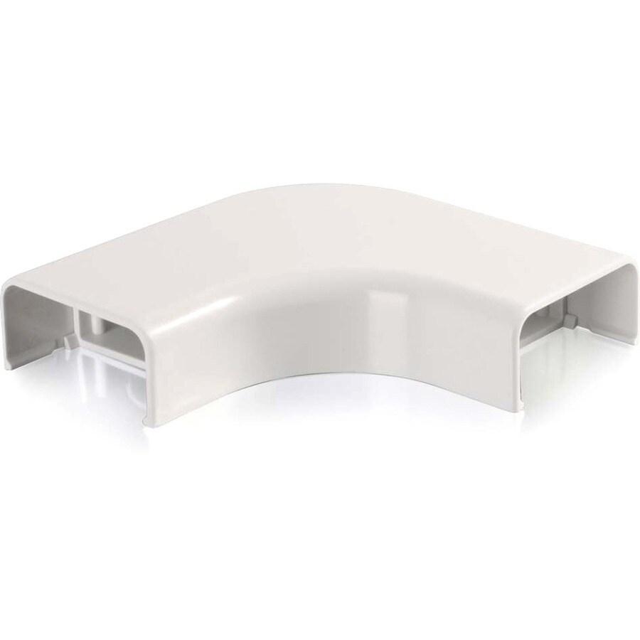 Shop C2G Wiremold Uniduct 2900 Bend Radius Compliant Flat Elbow ...