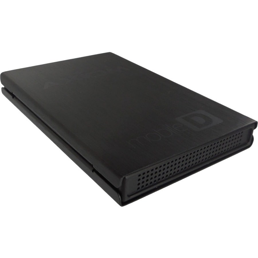 "Axiom Mobile-D 128 GB Solid State Drive - 2.5"" Drive - External - Por"