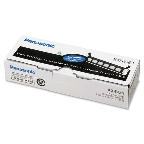 Panasonic KXFA83 Original Toner Cartridge