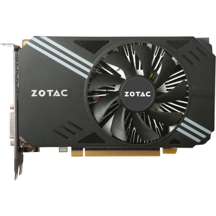 Zotac GeForce GTX 1060 1.51 GHz Core 1.71 GHz Boost Graphic Card + Dino Male to HDMI Female Adapter