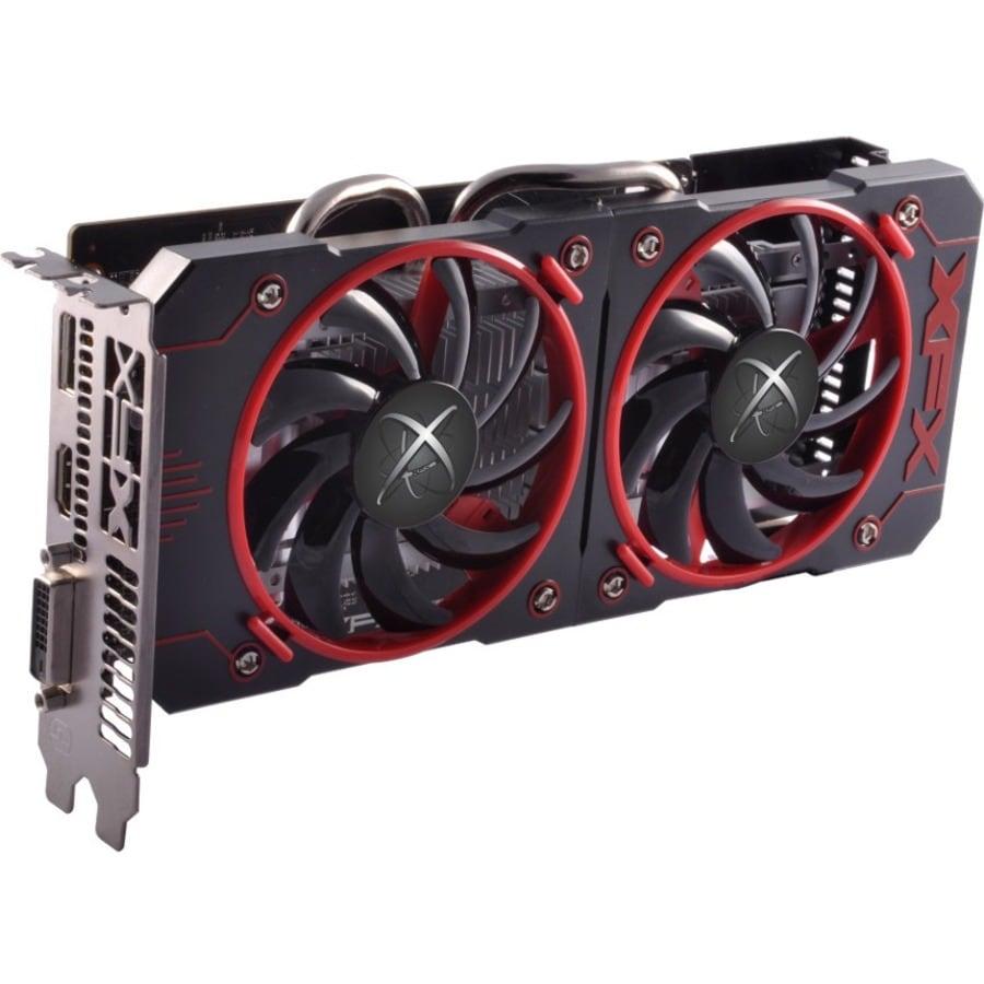 XFX Radeon RX 460 Graphic Card - 1.22 GHz Core - 2 GB GDD...
