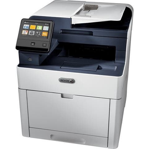 Xerox WorkCentre 6515/DNM Laser Multifunction Printer - Color