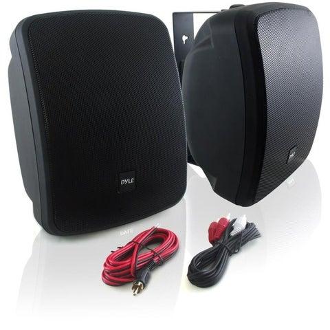 PyleHome PDWR54BTB 2.0 Speaker System - 300 W RMS - Wireless Speaker(