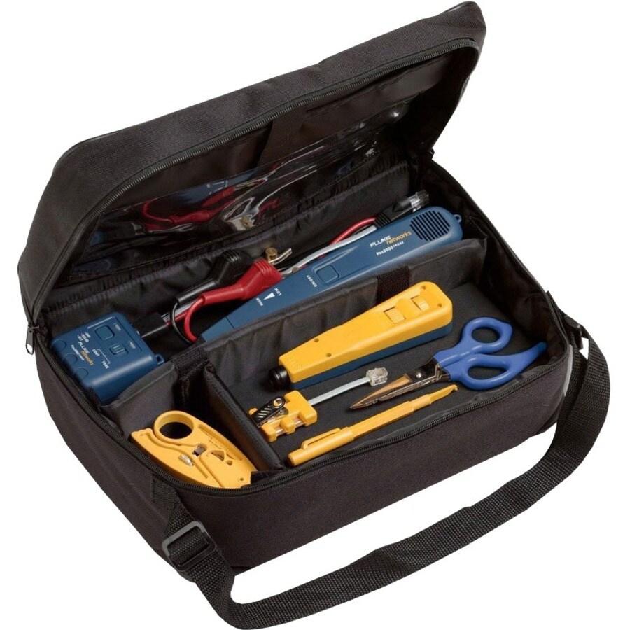 Fluke Networks Electrical Contractor Telecom Kit II
