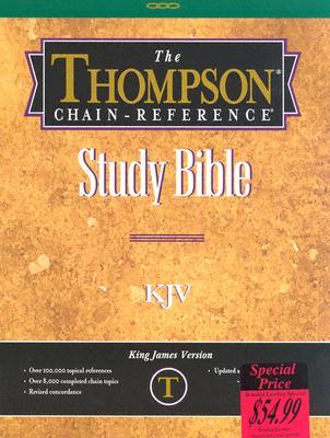 Thompson-Chain Reference Study Bible-KJV