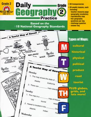 Daily Geography Practice, Grade 2 (Paperback)