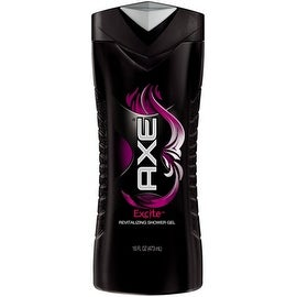 Axe Shower Gel, Excite 16 oz