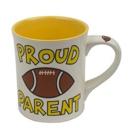 Proud Football Parent Mug