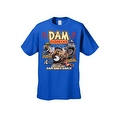 Men's T-Shirt Dam Rednecks Get Your Own Country Humor Southern Hospitality - Thumbnail 3