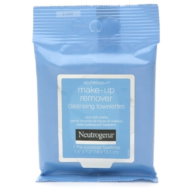 Neutrogena Make-Up Remover Cleansing Towelettes 7 ea