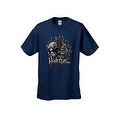 MEN'S BIKER T-SHIRT High Roller SKULL IN TOP HAT DICE ROYAL FLUSH S-2X 3X 4X 5X - Thumbnail 5