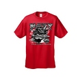 Men's T-Shirt United States Navy A Global Force For Good Military Naval Graphic Tee - Thumbnail 2