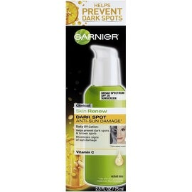 Garnier Skin Renew Anti-Sun Damage Daily Moisture Lotion SPF 28, 2.50 oz