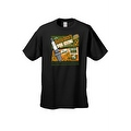 Men's T-Shirt Dirty Dick's Auto Repair Route 7 Hot Rot Tunned Shop Engine Parts - Thumbnail 3