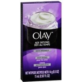 OLAY Age Defying Anti-Wrinkle Eye Cream 0.50 oz