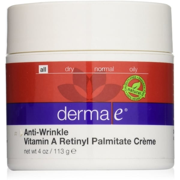 shop derma anti wrinkle vitamin a retinyl palmitate creme 4 oz free shipping on orders over. Black Bedroom Furniture Sets. Home Design Ideas