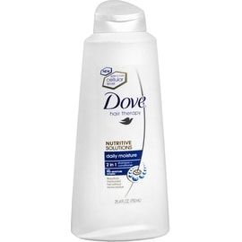 Dove Daily Moisture Therapy 2 In 1 Shampoo & Conditioner 25.40 oz