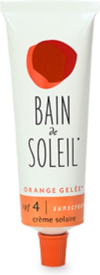 Bain de Soleil Orange Gelee Sunscreen SPF 4 3.12-ounce