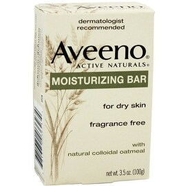 AVEENO Active Naturals 3.5-ounce Moisturizing Bar