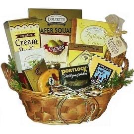 Snack-a-licious Gourmet Basket