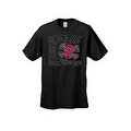 UNISEX T-SHIRT 'Warriors Fight Strong' BREAST CANCER AWARENESS PINK RIBBON - Thumbnail 0