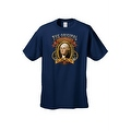 Men's T-Shirt The Original Moonshiner George Washington USA Since 1776 Tee - Thumbnail 7