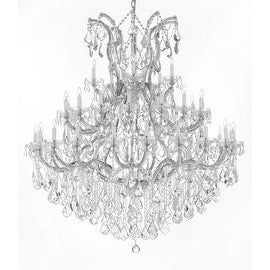 Large Entryway/Foyer Maria Theresa Empress Crystal Chandelier Lighting