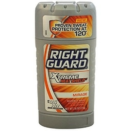 Right Guard Xtreme Heat Shield Invisible Solid Antiperspirant & Deodorant, Mirage 2.6 oz