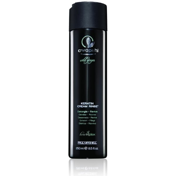 Paul Mitchell Awapuhi Wild Ginger Keratin Cream Rinse, 8.5 oz
