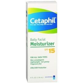Cetaphil Daily Facial Moisturizer SPF 15 4 oz