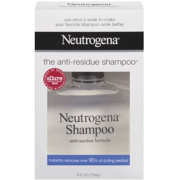Neutrogena Anti-Residue 6-ounce Shampoo