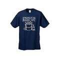 MEN'S FUNNY T-SHIRT Working On My Bucket List ADULT HUMOR DRINKING BEER ALCOHOL - Thumbnail 0