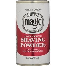 Magic Shaving Powder Red Extra Strength 5 oz