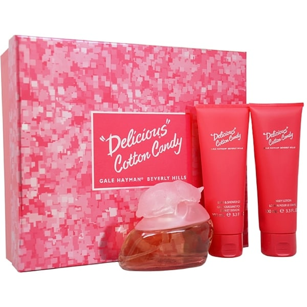 Gale Hayman Delicious Cotton Candy Women's 3-piece Gift Set