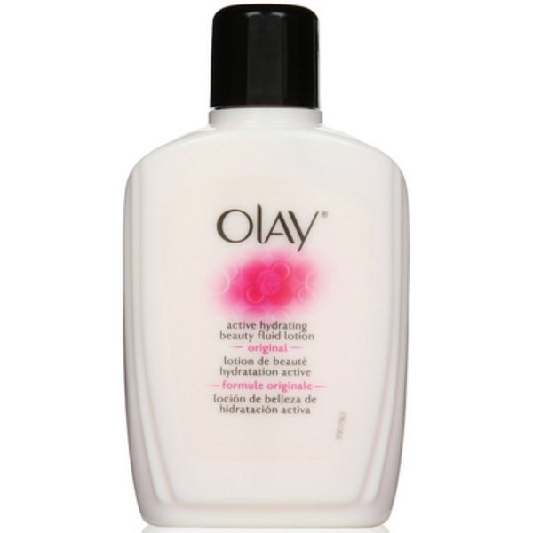 OLAY Active Hydrating Beauty Fluid Original 6 oz