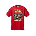 Men's T-Shirt Dam Rednecks Get Your Own Country Humor Southern Hospitality - Thumbnail 6