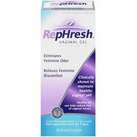 RepHresh Vaginal Gel Personal Lubricant, Pre-Filled Applicators 4 ea
