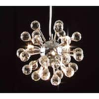 Modern Contemporary Crystal Chandelier Lighting Fixture Light Lamp