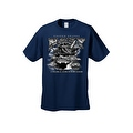 Men's T-Shirt United States Navy A Global Force For Good Military Naval Graphic Tee - Thumbnail 0