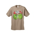 MEN'S / UNISEX T-SHIRT Olive You! FUNNY HEARTS VALENTINE'S DAY TOP S-2X 3X 4X 5X - Thumbnail 7