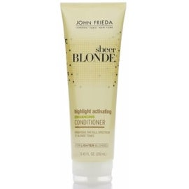 John Frieda sheer blonde Highlight Activating Enhancing Conditioner For Lighter Shades 8.45 oz