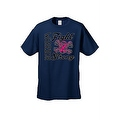 UNISEX T-SHIRT 'Warriors Fight Strong' BREAST CANCER AWARENESS PINK RIBBON - Thumbnail 3