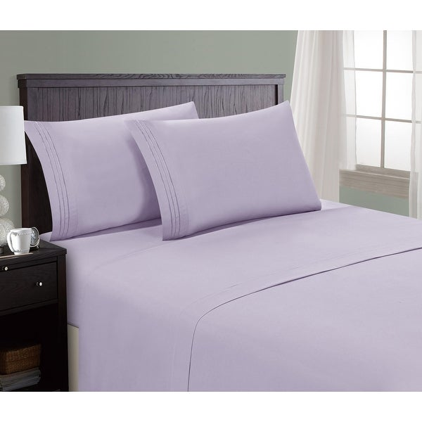 Hotel luxury bed sheets set 1800 series platinum for Beds 80 off
