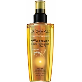 L'Oreal Advanced Haircare Total Repair 5 Multi-Restorative Dry Oil 3.4 oz