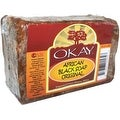 Okay 8-ounce African Black Soap Original - Thumbnail 0