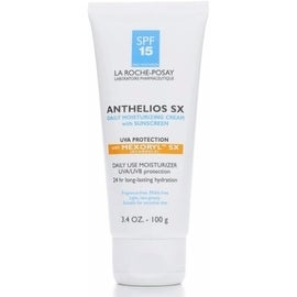 La Roche-Posay Anthelios SX Daily Moisturizing Cream with Sunscreen, SPF 15 3.4 oz